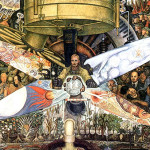 Diego Rivera Recreation Man The Crossroads Now Known