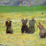 Dieppe Paul Gauguin About Our Paintings Each Hand Painted Oil Painting