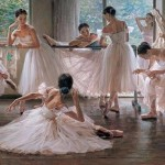 Discount Oil Paintings Ballet China