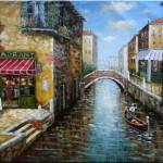 Discount Oil Paintings Italy