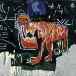 Dog Jean Michel Basquiat Wikipaintings