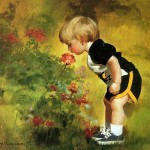 Donald Zolan Oil Paintings Early Hood Painting Ren