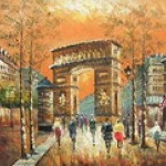 Doupine Art One The Largest Oil Painting And Frames Supplier