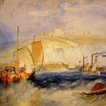 Dover Castle William Turner Wikipaintings