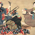 Drama And Desire Japanese Paintings From The Floating World