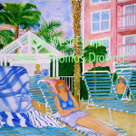 Draving Paints Art Landscapes And Tropical Paintings South Florida