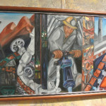 Early Degrazia Art Gallery And The Disco