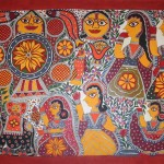 Earth Gallery Madhubani Paintings Size Inches