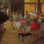 Edgar Degas Paintings And Biography Gallery