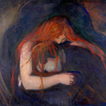 Edvard Munch Vampire Google Art Project Wikipedia The