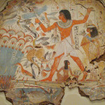 Egyptian Tomb Painting British Museum Flickr Sharing