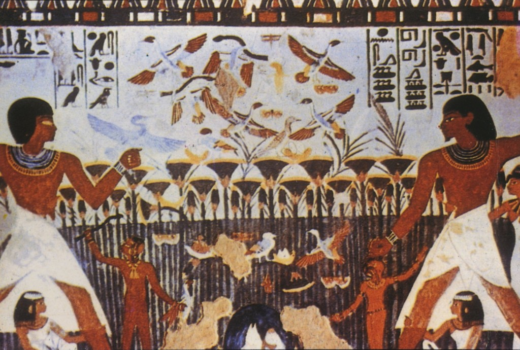 Egyptian Tomb Paintings