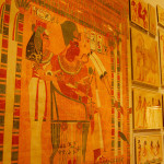 Egyptian Wall Paintings Flickr Sharing