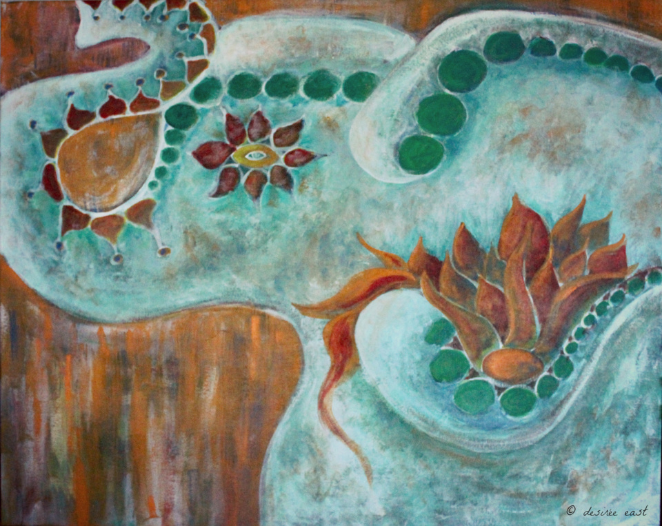 Elephant Painting Desiree East Creatively Fit Made Easy