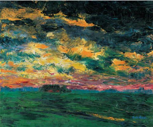 Emil Nolde Paintings