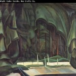Emily Carr China Wholesale Oil Painting