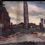 Emily Carr Totem The Ghost Rock
