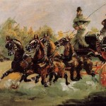 Enlarge Painting Name Alphonse Toulouse Lautrec Driving