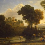 Enlarge Painting Name Italian Landscape Size Inches