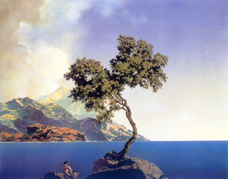 Envision Image Graphy Inspire Monday Maxfield Parrish