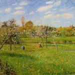 Eragny Camille Pissarro China Oil Painting Gallery