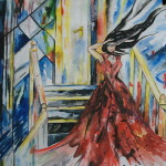 Esra Varis Watercolor Painting Fine Art Prints And Posters For Sale