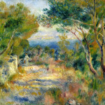Estaque Painting Renoir Fine Art Prints And Posters For