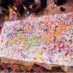 Explore Splatter Painting And Learn How Turn Drips Into Art