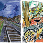 Extensive Collection Bob Dylan Paintings Comes