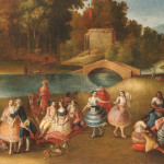 Extremely Rare Painting From Colonial Peru Art And Coin Blog