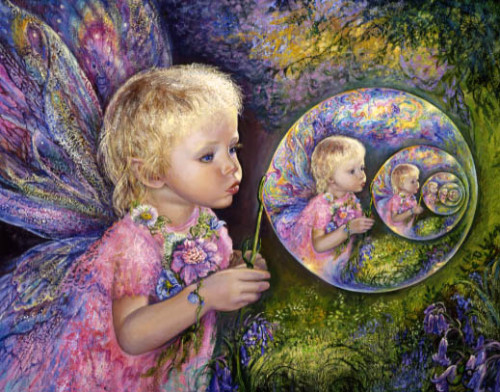 Fabulous Fairy Painting