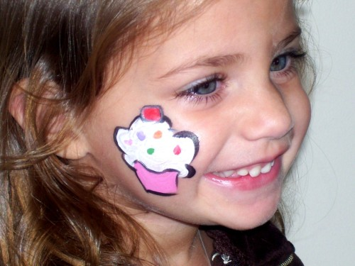 Face Painting Flower Designs Creative Paintings