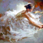 Famous Ballet Paintings Ppaintinga