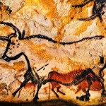 Famous Cave Paintings Lascaux France More Frequently Than Modern
