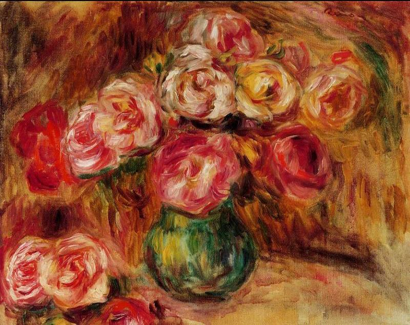 Famous Flower Paintings For Sale