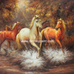 Famous Horse Paintings Daydaypaint New Arrival