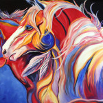 Famous Horse Paintings Painting