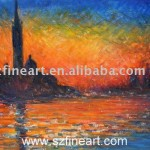 Famous Impressionist Landscape Oil Painting Good Price And Museum