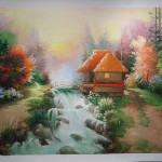 Famous Oil Painting Gallery Masterpieces Paintings Reproduction