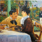 Famous Painting Reproduction All The
