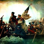 Famous Painting Washington Crossing The Delaware