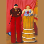 Famous Paintings Fernando Botero Art Prints