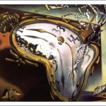 Famous Paintings Melting Clocks For Web Search