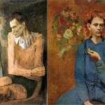 Famous Paintings Picasso Blue Period