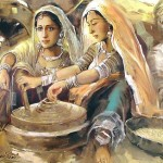 Famous Rajasthani Paintings India For Home Wall Decoration The