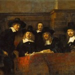 Famous Rembrandt Paintings And Biography