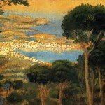 Famous Spanish Paintings Cadaqu From Mount Pani Soul