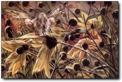 Fantasy Oil Painting Art Reproduction