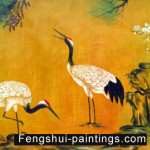 Feng Shui Paintings Hand Painted Masters