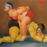 Fernando Botero Distortion Its Finest Juicycanvas Blog